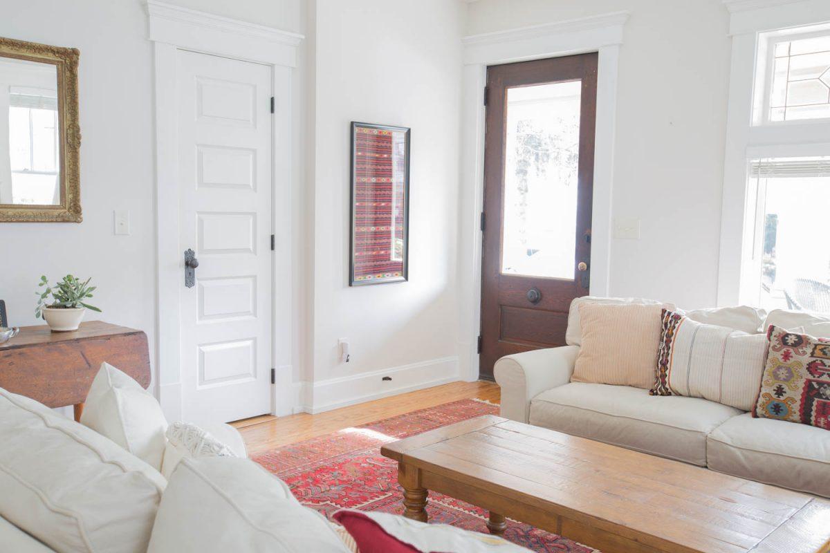 Old Home Living Room Designer Columbus