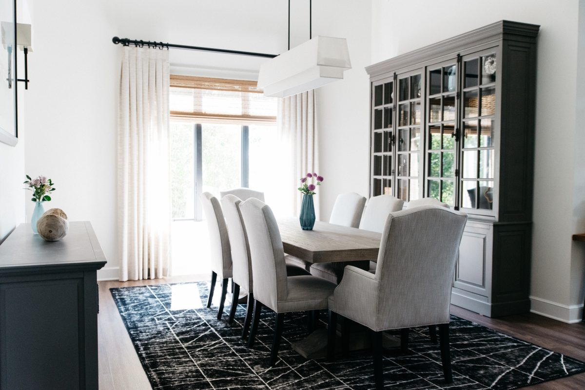 Modern Traditional Interior Designer eDesign Services