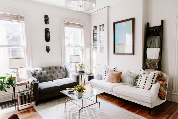 Mismatched Eclectic Interior Design Near Me