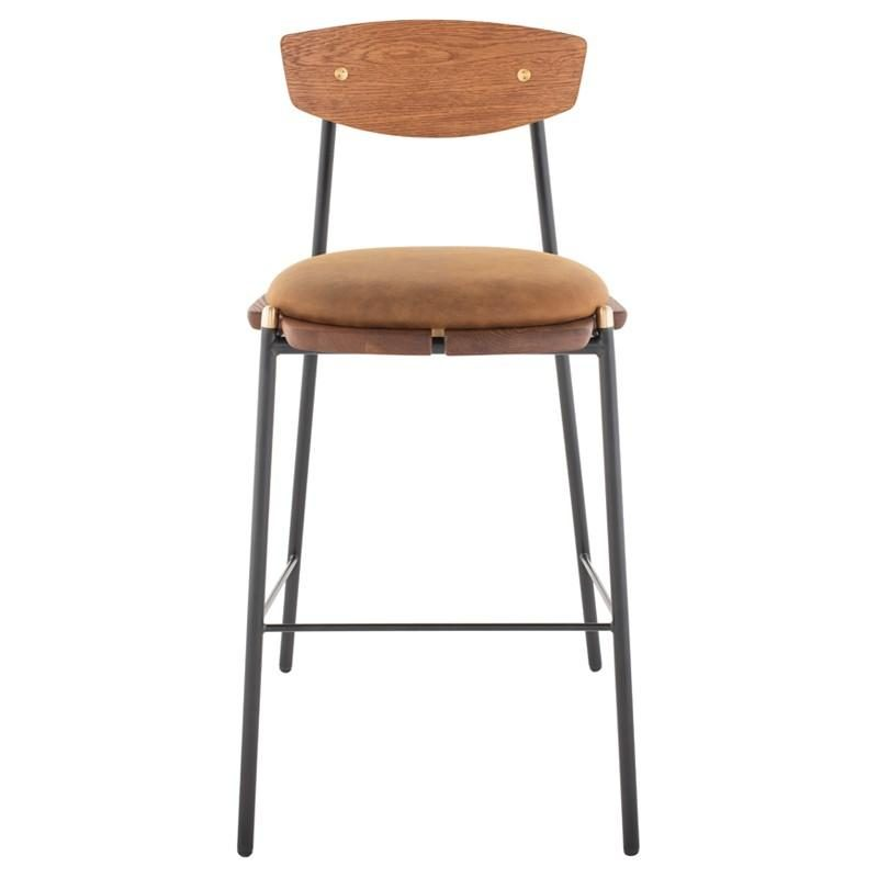 Kink Bar Stool in Various Colors and Finishes