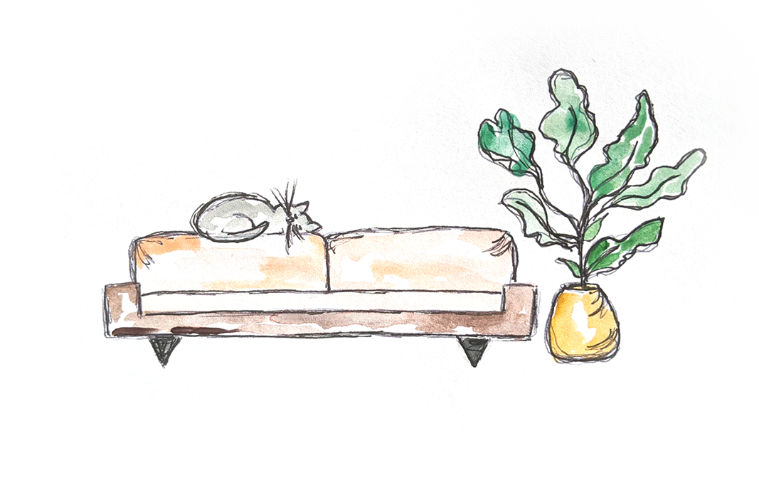 watercolor-couch